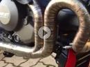 Ducati Monster 1200 - Silmotor Auspuffanlage Kit Racing