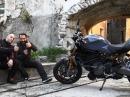 DUCATI Monster 1200S MY17 Test von Jens Kuck Motolifestyle