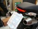 Ducati Monster 696 - LeoVince GP ohne db Killer