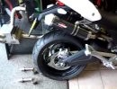 Ducati Monster 696 with Quat-D Exhaust
