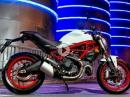 Ducati Monster 797 - MY17 Die Neue Kleine: Let's have fun