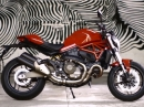 Ducati Monster 821 - Details - Beauty Shooting