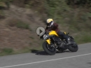 Ducati Monster 821 - First Ride by MCN