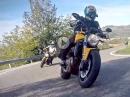 Ducati Monster 821 getestet in Rimini von Jens Kuck Motolifestyle