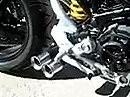 Ducati Monster S2R1000 with Boomtubes
