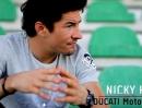 Ducati Monster Diesel with Nicky Hayden / Stefano Rosso