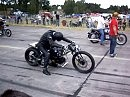Ducati Monster Dragster Race