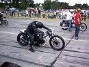 Ducati Monster Dragster Race