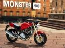 Ducati Monster Historie - Geschichte einer Ikone