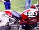 Ducati Monster Quad Umbau