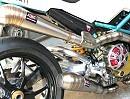 Ducati Monster Special by Ajko - sehr geile Auspuffanlage