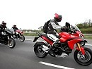 Ducati Multistrada 1200 vs KTM SMT vs BMW GS vs Triumph Tiger 1050