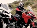Ducati Multistrada 1260 - Bigenduro aufgerüstet