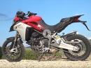 Ducati Multistrada 1260 Enduro - erster Test in der Toscana von Jens Kuck Motolifestyle
