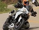 Ducati Multistrada - entspanntes Cruisen iunaufgeregt nrgendwo in Amerika ...