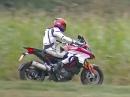Ducati Multistrada S Pikes Peak Test - CrackingMechanics