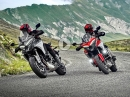 Ducati Multistrada V4 - Rule All Roads mit abartigen abartigen 170 PS