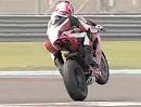 "Ducati Panigale 1199 auf dem ""Catwalk"" - Action Shots Abu Dhabi"