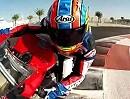 Ducati Panigale 1199 Testride mit vielen Infos via MCN