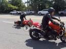 Ducati Panigale 959 Umfaller - Wenn die Testfahrt beschissen anfängt ...