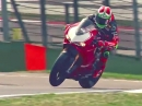 Ducati Panigale R mit Davide Giugliano: Thrill to the track