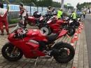 Ducati Panigale V4 > 6000 km Dauertest via MCN Michael Neeves
