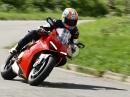 Ducati Panigale V4 Langzeit Test Update via MCN