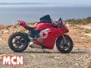 Ducati Panigale V4 S - Langzeit Test Update via MCN