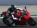 Unfahrbar? Ducati Panigale V4 - Testride / Eindrücke von Jens Kuck Motolifestyle