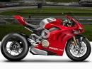 Ducati Panigale V4R - 998ccm, 220PS (Racekit 234PS), 165kg, 39,900 Euro Adrenalin Pur