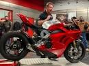 Ducati Panigale V4R - Soundcheck - So geil kann laut sein!