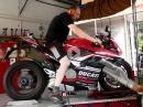 Ducati Panigale V4S Bikeporn und Dynorun von PS-Treff
