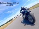 Ducati Pantah 600 Spreewaldring beim BNB (Built not Bought) 2017