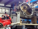 Ducati Primärzahnrad von der Kurbelwelle abziehen