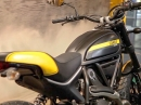 Ducati Scrambler - Details Intermot | ACE Cafe London