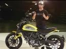 Ducati Scrambler - Detailvorstellung - Premiere auf der Intermot