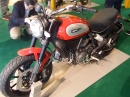 Ducati Scrambler - Rundgang Intermot 2014 | Formula Moto