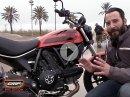 Ducati Scrambler Sixty2 Test von Jens Kuck | GRIP - BIKE-EDITION