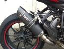 Ducati Streetfighter 848 - 1098 Auspuffanlage von SC-Project