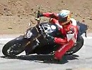 "Ducati Streetfighter S artgerecht und ""lautlos"" im Winkelwerk."
