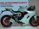 Ducati Supersport: alle Details, alle Daten