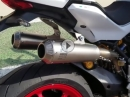Ducati Supersport S (2017) mit Full Akrapovic Titan - Sound geil!