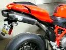 Ducati Supersportler 848 with LeoVince