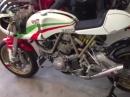 Ducati Umbau Leggero - So muss eine Ducati Laut geben! Hammer