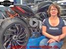 Ducati XDIAVEL Zubehör: Sturzpads, Hebel, Höherlegung von Metisse