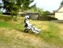 Dünen-Ralley - Biker aufm Laufrad!