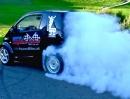 DumDum Geschoß auf Dope: Smart mit Suzuki GSX-R K7 Motor
