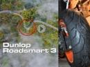 Dunlop Roadsmart 3 Reifentest (1/3) von KurvenradiusTV