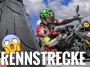 Dunlop Sportsmart TT Launch und das erste Mal Rennstrecke by KurvenradiusTV