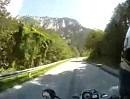 Durch das Höllental zwischen Rax und Schneeberg (Niederösterreich)